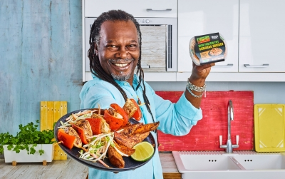 levi roots muscle Stephen Conroy food photography