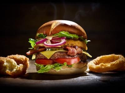 Burger Stephen Conroy Photographer