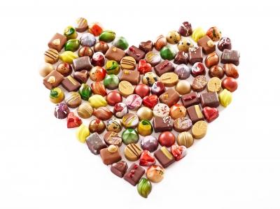 chocolate valentine heart Stephen Conroy photography