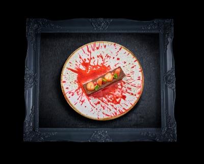 Chef food Stephen Conroy photography