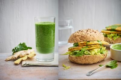 green juice drink Stephen Conroy photography