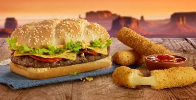 McDonalds GTA Great Tastes Of America Arizona Stephen Conroy Burger photographer