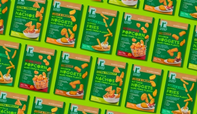 Raised and Rooted Vegan brand Stephen Conroy packaging photography