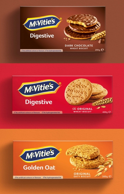 McVities biscuit photography by Stephen Conroy packaging photographer