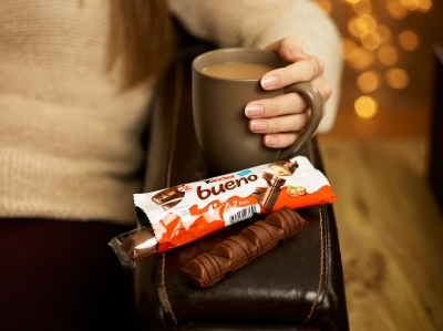 Kinder Bueno Stephen Conroy Hot Chocolate photography