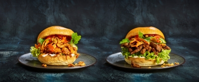 Miss Saigon Stephen Conroy meal deal uber eats deliveroo Banh Mi Burger food photography