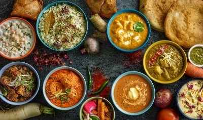 Dilliwale Delhi Food delivery photography by Stephen Conroy