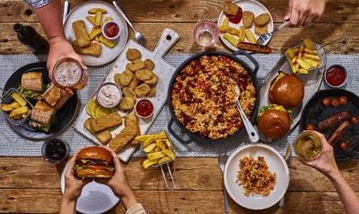 Jack & Bry Stephen Conroy vegan food social media photography