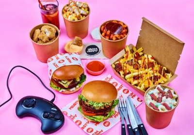 Jack & Bry Stephen Conroy meal deal uber eats deliveroo vegan food photographer