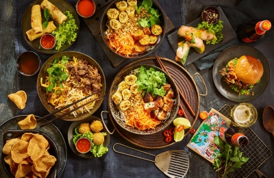 Stephen Conroy Miss Saigon meal deal uber eats deliveroo food photography