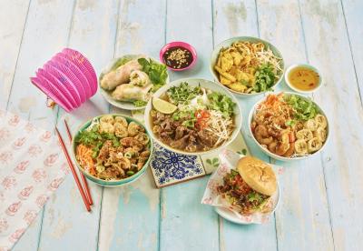 Miss Saigon Stephen Conroy meal deal uber eats deliveroo food photography