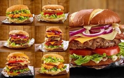 Smogue Burger Delivery Menu Stephen Conroy photography