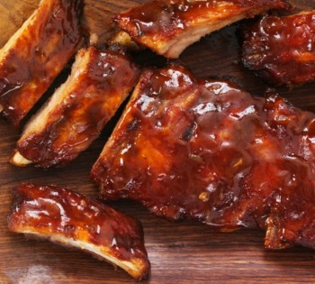 6 Tips on how to take the perfect food selfie rack ribs