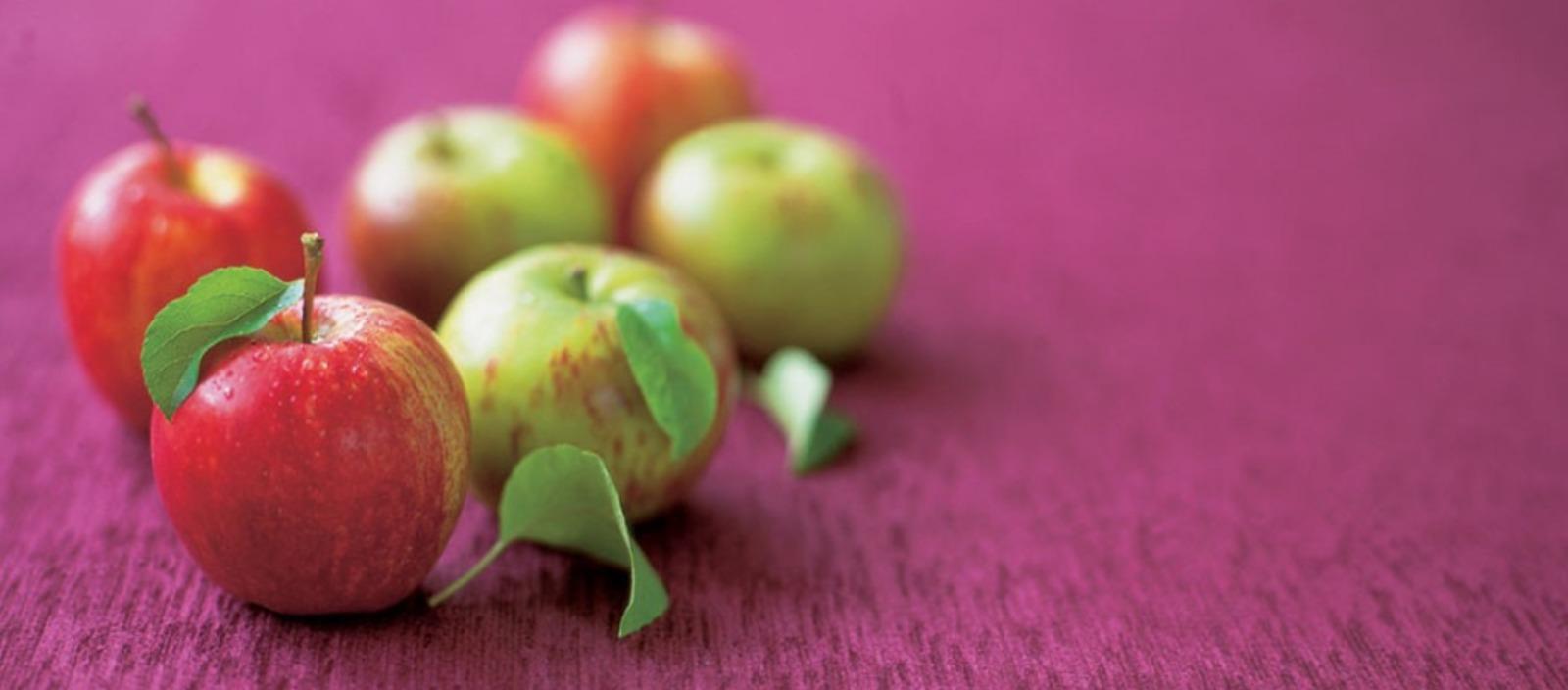 Apple pressing to make apple juice apples