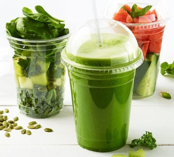What can you expect the first time you hire a food photographer health shake