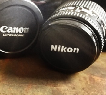 Choosing a new digital camera? But do you need one? Canon and Nikon