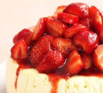 Top 5 sweet things to photograph strawberry pie