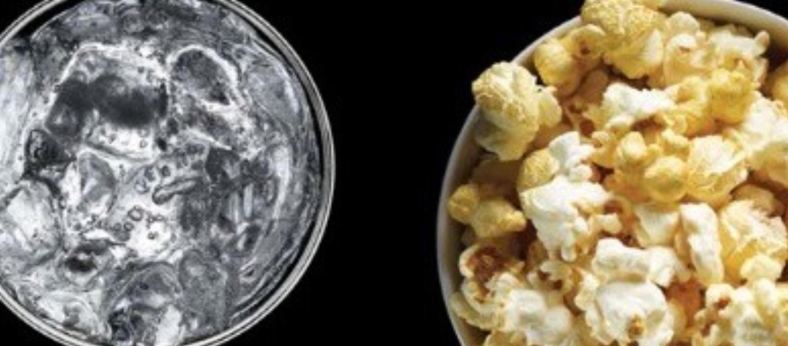 Odeon Cinemas launch new VIP Gallery menu popcorn